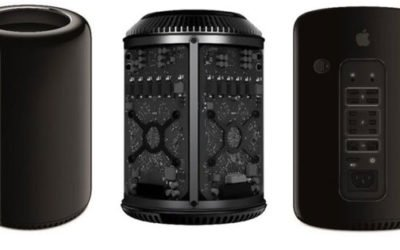 Maybe the design of the Apple Mac Pro wasn't a good after all